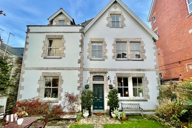 Thumbnail Detached house for sale in Park Road, Swanage