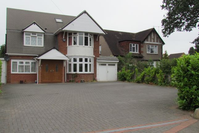 Thumbnail Detached house for sale in Langley Rd, Slough