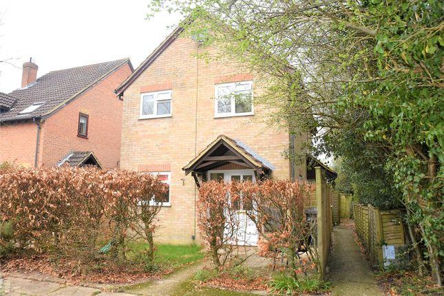 Thumbnail Semi-detached house to rent in Carrington Crescent, Tadley, Hampshire