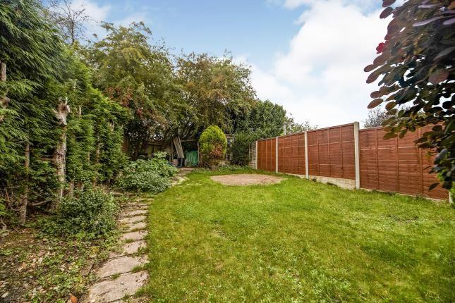 Rear Gardens of Money Road, Caterham, Surrey, . CR3