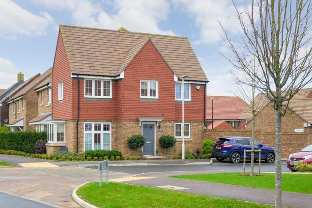 3 bed end terrace house for sale in Goldfinch Drive, Finberry, Ashford TN25