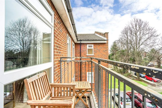 Balcony of Clydesdale Court, Oakleigh Park North, Oakleigh Park N20
