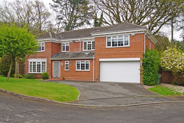 Thumbnail Detached house for sale in Stretton Drive, Barnt Green