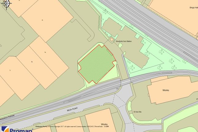 Thumbnail Land to let in City South Yards, Leeds