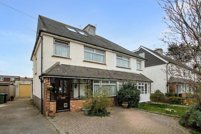 4 bed semi-detached house for sale in Dolphin Enterprise Centre, Evershed Way, Shoreham-By-Sea BN43