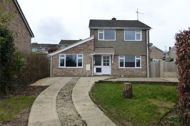 Thumbnail Detached house for sale in Barrowfield Road, Stroud, Gloucestershire