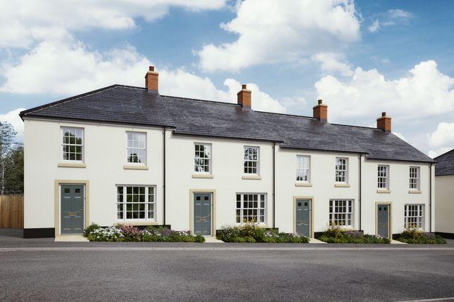 Thumbnail Terraced house for sale in Kingston Farm, Benjamin Street, Bradford On Avon, Wiltshire