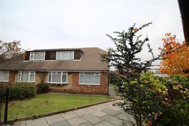 Thumbnail Property to rent in St Bedes Close, Ormskirk