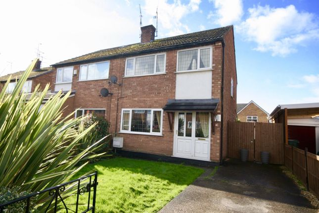 3 bed semi-detached house for sale in Chestnut Close, Hoole, Chester