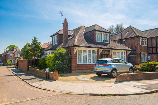 Thumbnail Detached house for sale in Cole Park Road, Twickenham, Middlesex