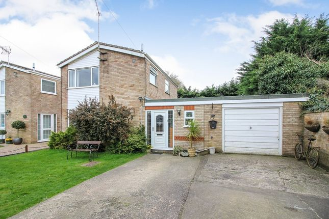 Thumbnail Detached house to rent in St. Clements Way, Brundall, Norwich