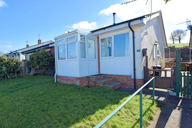 Thumbnail Semi-detached bungalow for sale in Sidling Fields, Tiverton