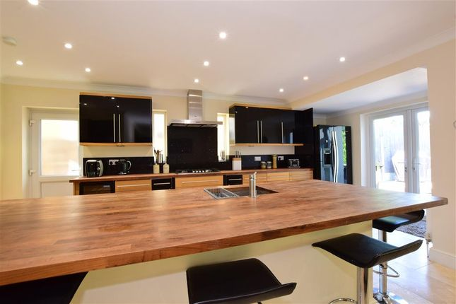 Detached house for sale in Brock Hill, Runwell, Wickford, Essex