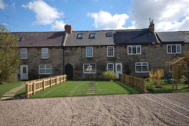 Thumbnail Terraced house for sale in Wardle Terrace, Longframlington, Morpeth