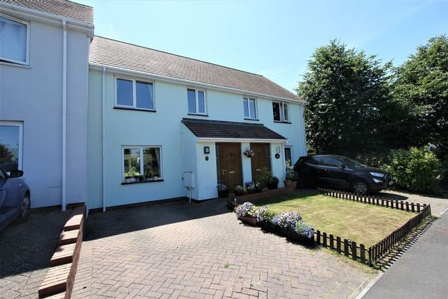 Thumbnail Terraced house for sale in Eagle Terrace, Eagle Road, St. Athan, Barry