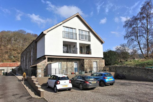Thumbnail Flat for sale in Earnview Court, Comrie
