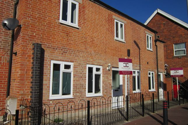 Thumbnail Terraced house for sale in Market Street, Highbridge