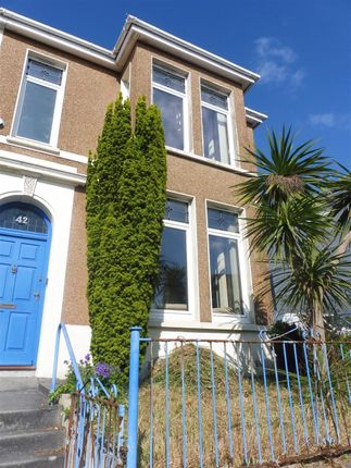 Thumbnail Property to rent in Peverell Park Road, Peverell, Plymouth