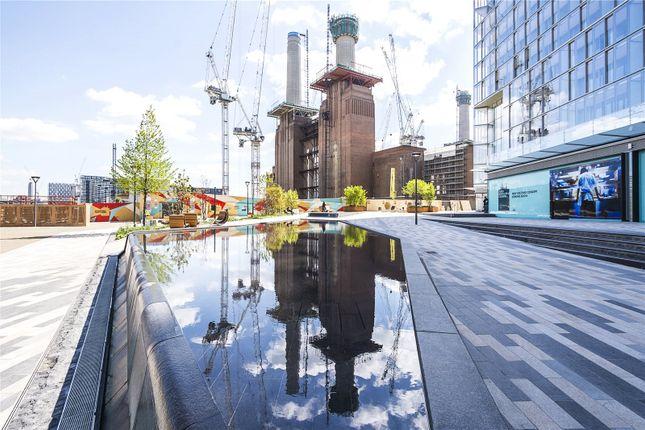 Thumbnail Flat for sale in Battersea Power Station, London