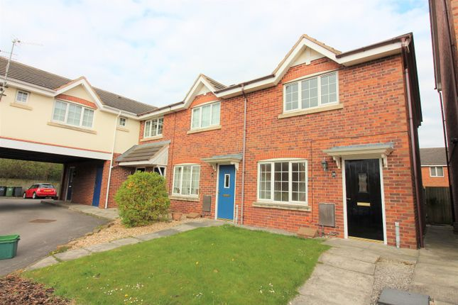 Thumbnail End terrace house to rent in Sandwell Avenue, Thornton