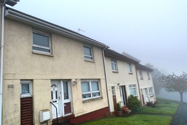 Thumbnail Terraced house for sale in Glenhuntly Road, Port Glasgow
