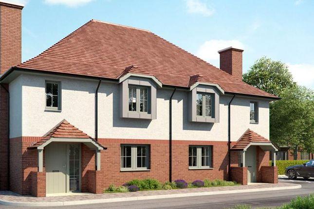Thumbnail Semi-detached house for sale in Rickmansworth Lane, Gerrards Cross