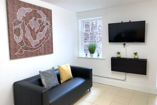 Thumbnail Terraced house to rent in Bold Place, Liverpool, Merseyside
