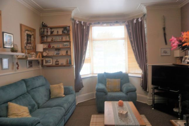 Lounge of Spring Bank West, Hull HU3
