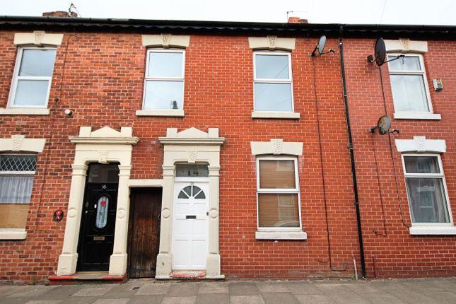 Langton Street, Preston, Lancashire PR1
