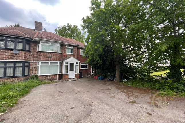 Thumbnail Semi-detached house for sale in Bath Road, Hounslow