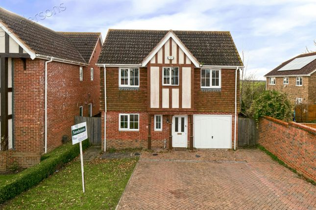 Thumbnail Detached house to rent in Haywain Close, Chartfield, Ashford