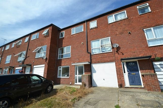Thumbnail Terraced house to rent in Purcell Close, Colchester