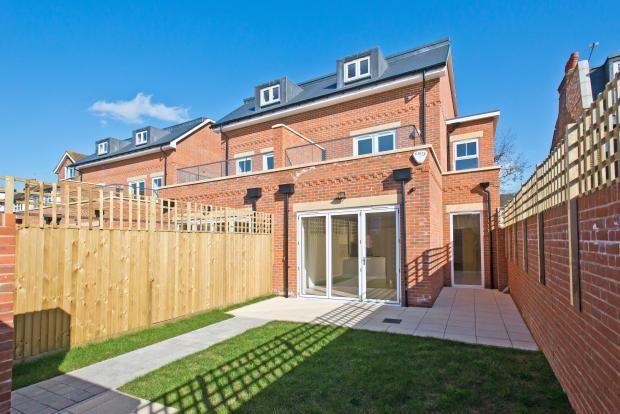 Thumbnail Semi-detached house for sale in Holmhurst Mews, Durham Road, Wimbledon