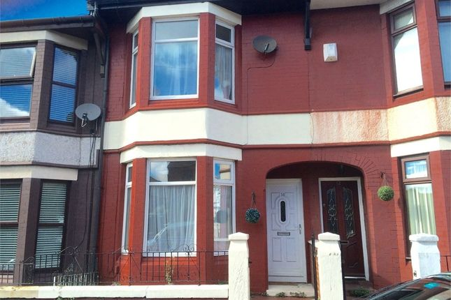 Thumbnail Terraced house to rent in Sefton Avenue, Liverpool, Merseyside
