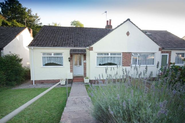 Thumbnail Semi-detached bungalow for sale in Station Road, Coalpit Heath, Bristol