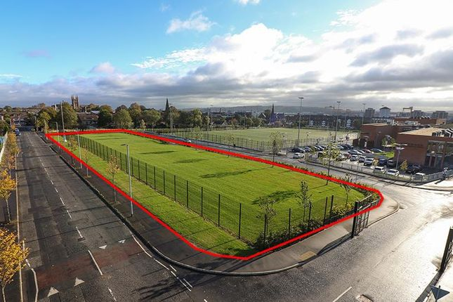 Thumbnail Land for sale in Girdwood Park, Cliftonpark Avenue, Belfast, County Antrim