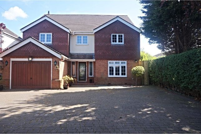 Thumbnail Detached house for sale in Southport Road, Lydiate