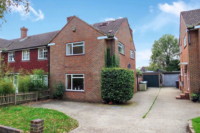 4 bed end terrace house for sale in Newton Road, Lindfield, Haywards Heath