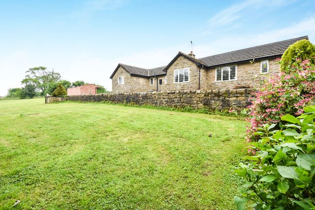 Thumbnail Detached bungalow for sale in Hunger Hill, Stonedge, Chesterfield
