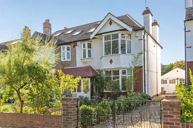 Thumbnail Terraced house for sale in Coombe Lane, London