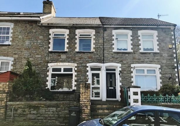 Thumbnail Terraced house for sale in High Street, Six Bells, Abertillery