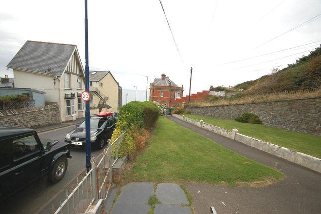 Externally of Cliff Terrace, Aberystwyth SY23