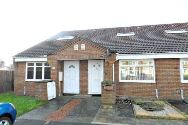Thumbnail Bungalow to rent in Northumbrian Way, North Shields