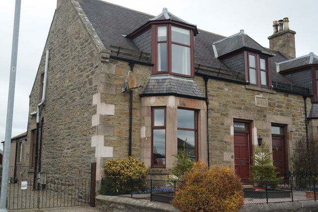 Thumbnail Semi-detached house for sale in Drum Road, Keith