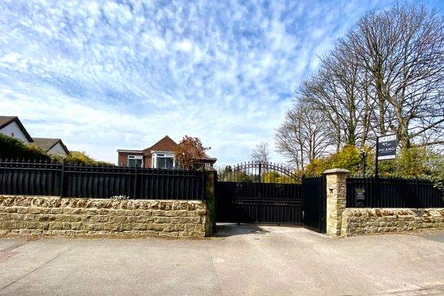 Thumbnail Detached house to rent in Alwoodley Gates, Leeds