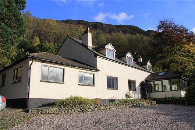Thumbnail Detached house for sale in Firbank, Ravenstone, Bassenthwaite, Keswick, Cumbria