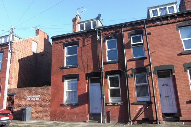 Thumbnail Terraced house to rent in Edgware View, Leeds