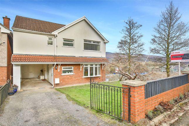 Thumbnail Detached house for sale in Maesyffynon Grove, Aberdare, Rhondda Cynon Taff