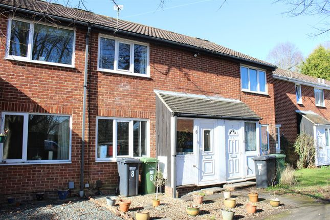 2 bed terraced house for sale in Harewood Close, Boyatt Wood, Eastleigh