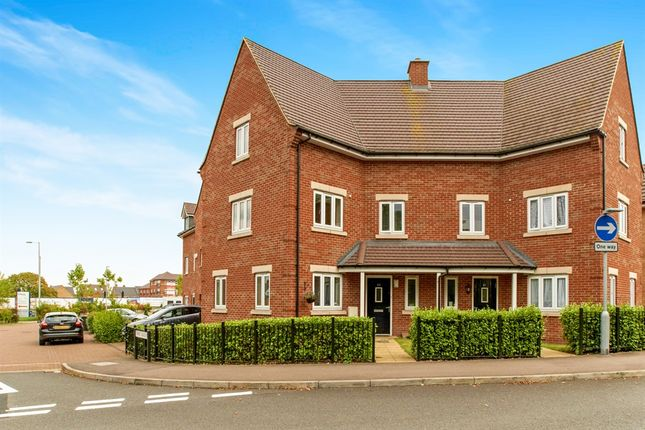 Thumbnail Semi-detached house for sale in Rochester Way, Shortstown, Bedford